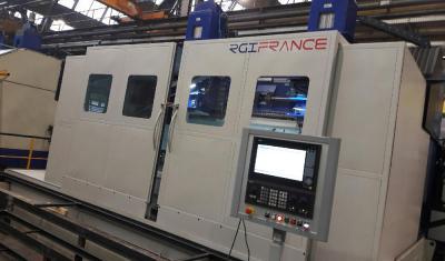RGI FRANCE - Machine Girax - Tournage vertical