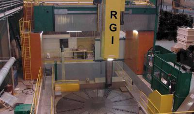RGI FRANCE - Machine Maxi Rivax - Complexe d'usinage (tournage et fraisage)