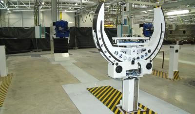 RGI FRANCE - Concept - Assemblage AirBus